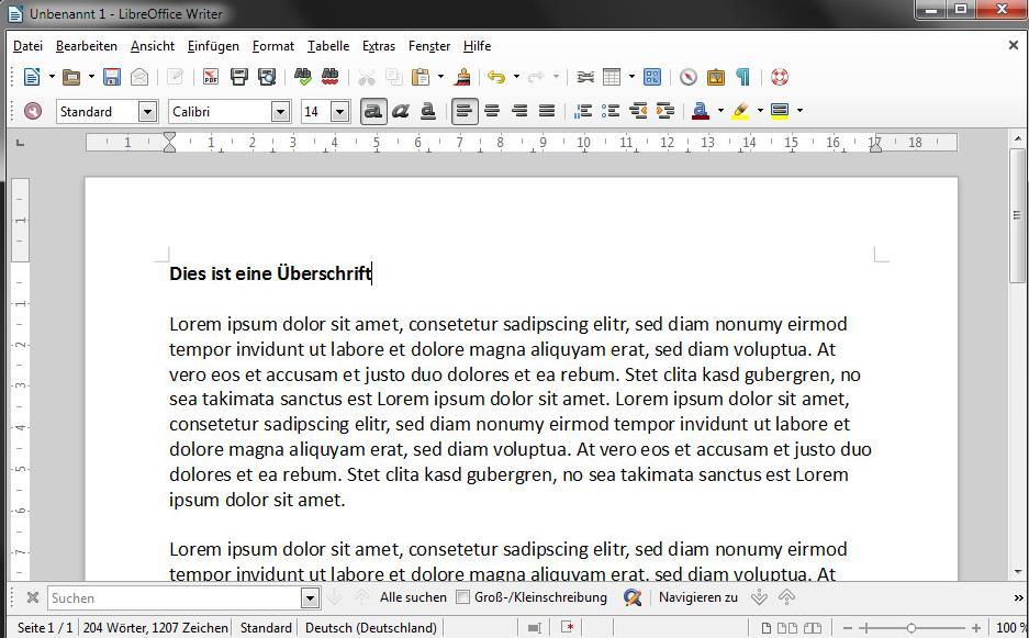 libreoffice libreoffice ist ein beliebtes kostenloses textverarbeitungsprogramm fr eure bewerbung per mail solltet ihr es aber nicht nutzen - Bewerbung Per Email Was Schreibt Man In Die Mail