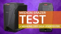 MEDION® goes High-End: Der große MEDION® ERAZER® X5382 E im Lesertest! - Test / Review