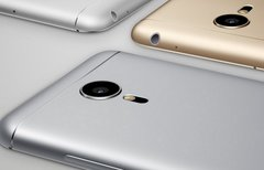 Meizu MX5: Flaches...