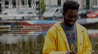 Microsoft WiFi: Globales WLAN-Netz für Office-Kunden in Arbeit