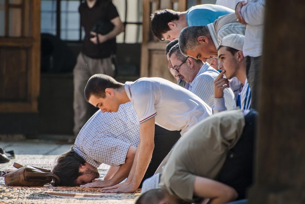 Ende Ramadan 2021
