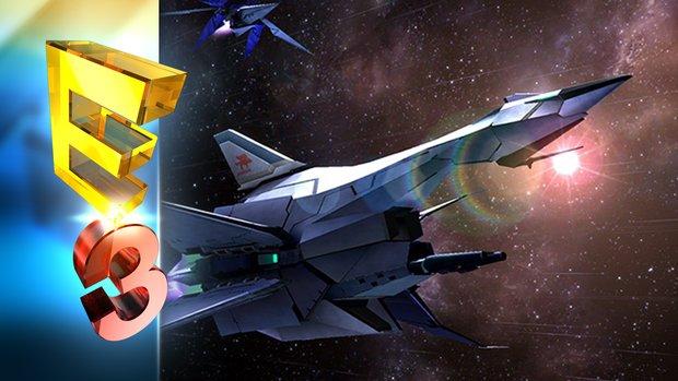 E3 Nintendo: Star Fox Zero sieht richtig schnieke aus!