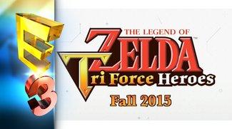 E3 Nintendo: The Legend Of Zelda - Triforce Heroes