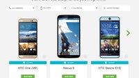 Android: Google veröffentlicht Online-Ratgeber zur Smartphone-Wahl