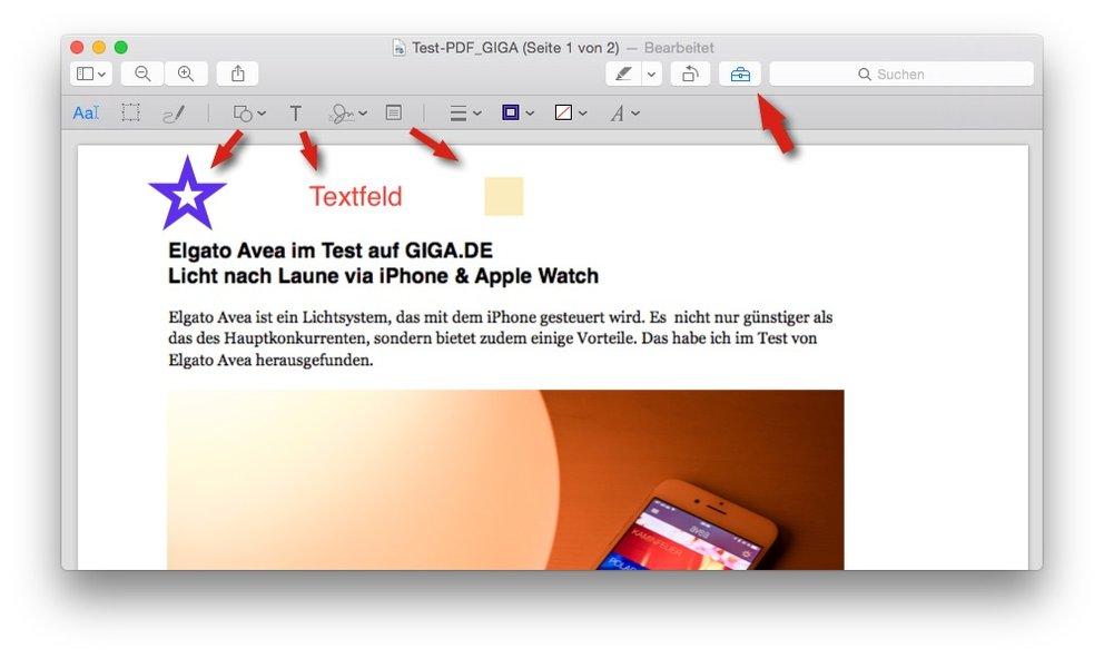 pdf bearbeiten mac kostenlos deutsch