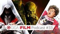 radio giga: GIGA FILM Podcast #33 – mit Spy, Kind 44 & Videospielverfilmungen