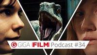radio giga: GIGA FILM Podcast #34 – mit Jurassic World, Victoria & Kino-Highlights 2015