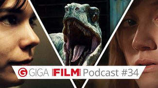 radio giga: GIGA FILM Podcast #34 – mit Jurassic World, Victoria & Kino-Highlights 2015