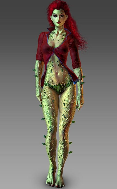 Poison Ivy Full Body