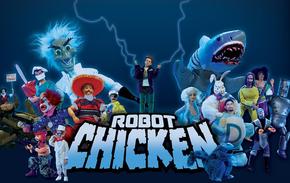 Robot Chicken Stream Deutsch