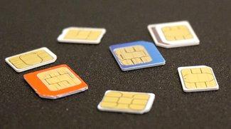 iPhone 6 SIM-Karte einlegen – so funktioniert's