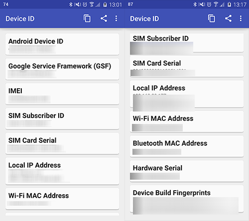 Android-Device-ID, Werbe-ID & IMEI herausfinden - So funktioniert's