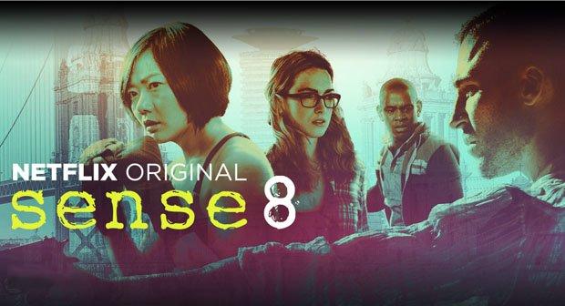 Sense8: 8 Menschen sind mental verbunden und können gegenseitig auf ihre Fähigkeiten zugreifen.