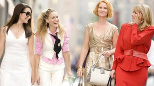 Sex and the City-Quiz: Testet euer Wissen über Carrie Bradshaw und Co.