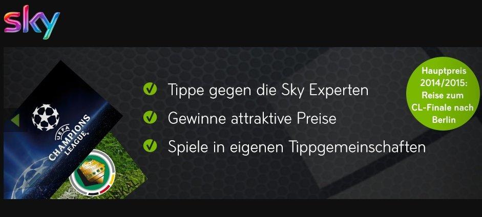 Sky Tippspiel De