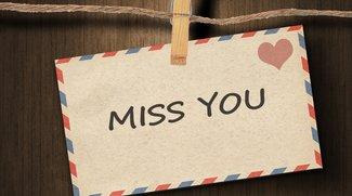 Sprüche: vermissen – die besten Sätze für WhatsApp, Facebook und Co.