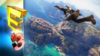 E3 Square Enix: Just Cause 3 zeigt, wie schön Zerstörung sein kann