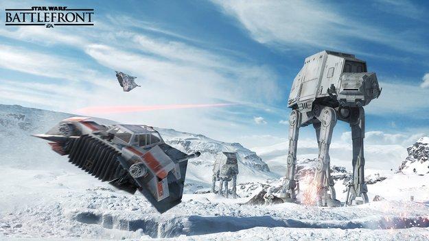 Star Wars Battlefront: Weshalb die Einzelspieler-Kampagne nie geplant war