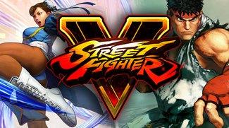 Street Fighter V Preview: Was kann der Prügler?