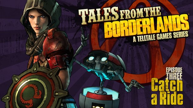 Tales from the Borderlands: Episode 3 neue Screenshots