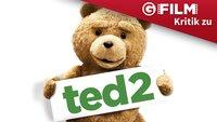 Ted 2 - Kritik: Anarcho-Bär macht auf Justizdrama