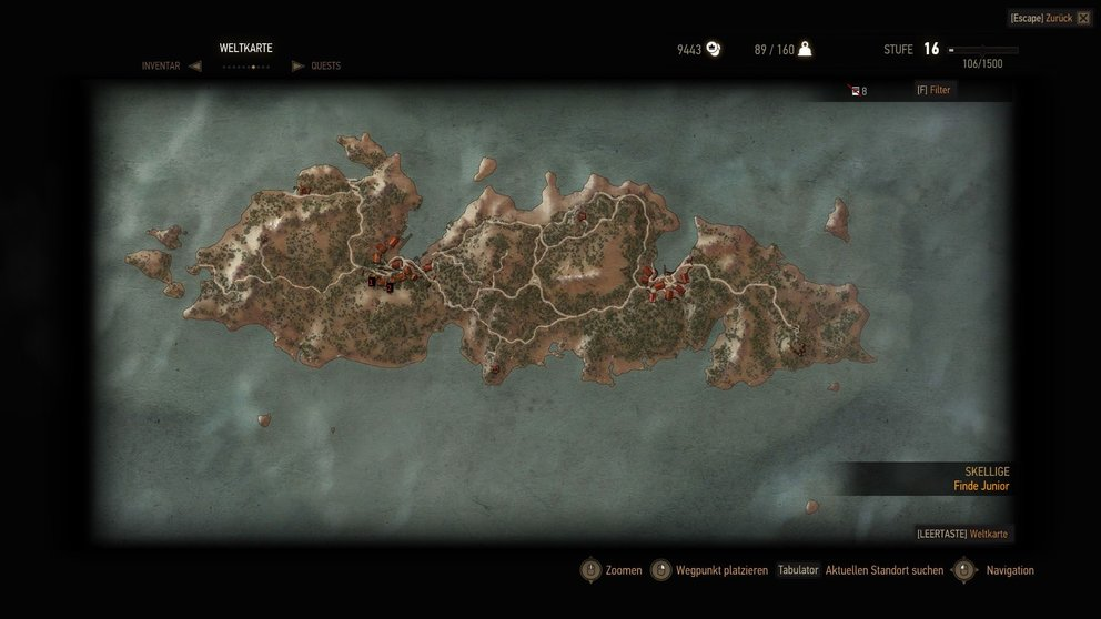 The-witcher-3-Gwint-Faroe