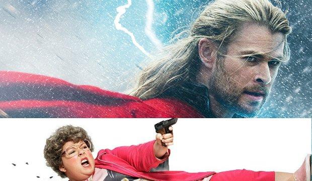 Chris Hemsworth stößt zum Ghostbusters-Reboot mit Melissa McCarthy