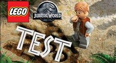 LEGO Jurassic World Test: Bau dir deinen Dinosaurier!