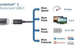 Intel nutzt USB Type C für...