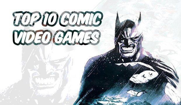 Batman Arkham Knight & Co: Die 10 besten Comic Video Games - Top 10