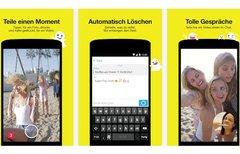 Snapchat Filter aktivieren und...