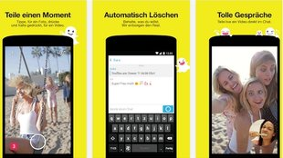 Snapchat auf Windows Phone nutzen: Geht das? Gibt es Alternativen als Download?