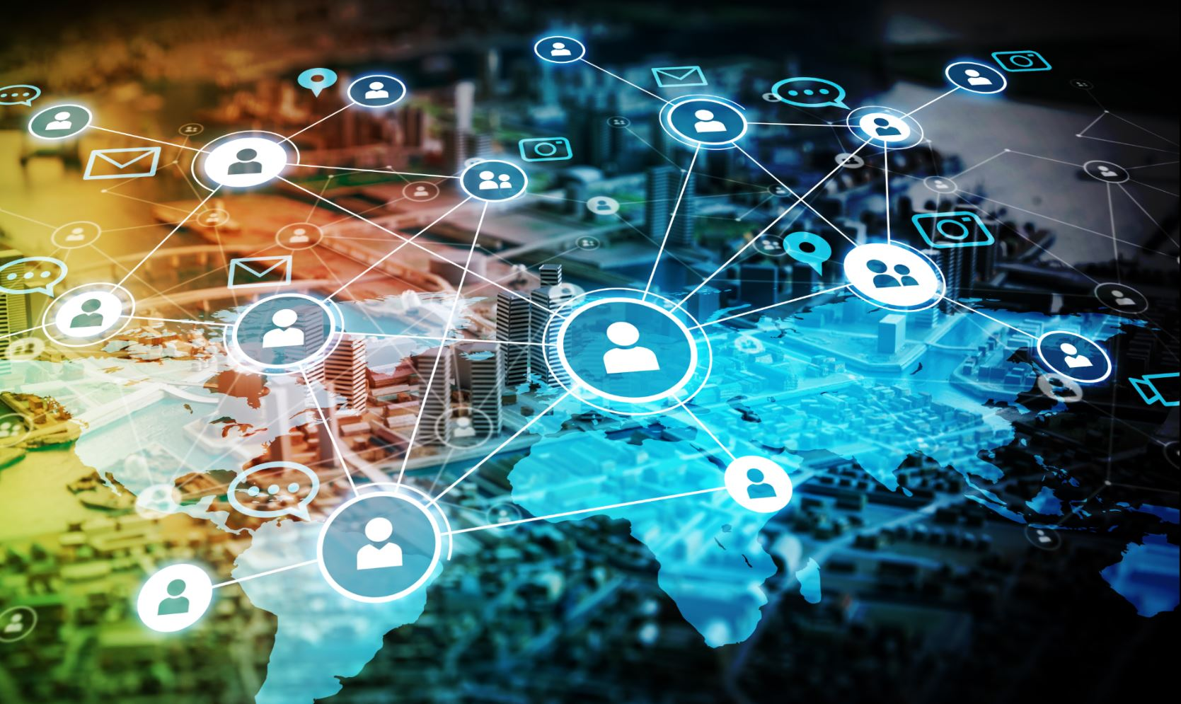 Wie funktioniert das Internet? Kurz und bündig erklärt