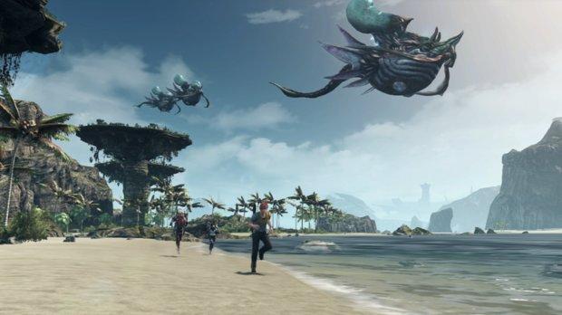 Xenoblade Chronicles X: Neuer Trailer und Erscheinungsdatum