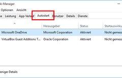 Windows 10: Unnötige...