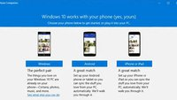 Windows 10 mit Handy verbinden (Android-Smartphone & iPhone synchronisieren) – so geht's