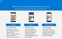 Windows 10 mit Handy verbinden...