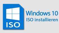 Windows-10-ISO: Download, erstellen und brennen – So geht's