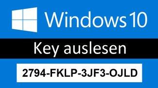 Windows-10-Key auslesen – so geht's