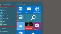 """Windows 10: """"Meistverwendet"""" aus Startmenü entfernen – So geht's"""