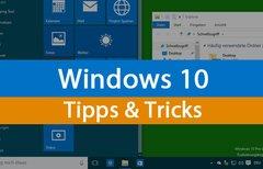 Windows 10 Tipps: Diese 15...