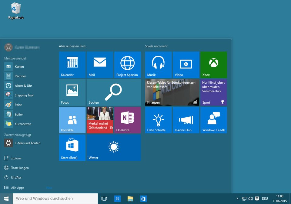 Unter Umständen braucht ihr den Key in Windows 10 garnicht.
