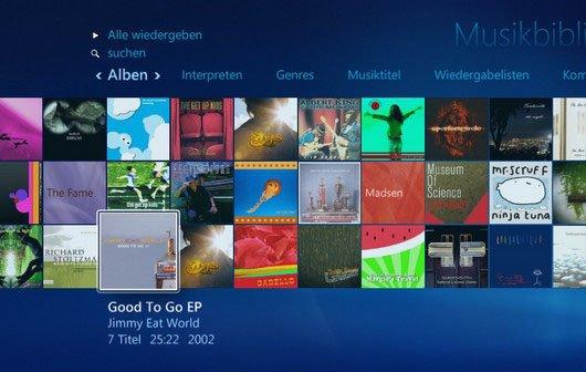 Das Media Center und andere Funktionen gibt es in Windows 10 nicht mehr.