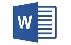 Word-Rahmen um Text, Bild und...