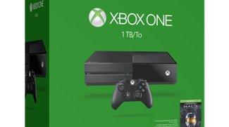 Xbox One: Neue Version mit 1TB und neuem Controller im Video