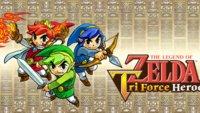 The Legend of Zelda - Tri Force Heroes: Kein weiblicher Charakter spielbar