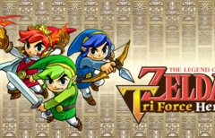 The Legend of Zelda – Tri...