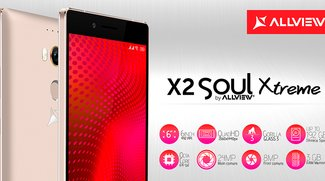 Allview X2 Xtreme Soul: High End-Phablet mit 24 MP-Kamera und WQHD-Display vorgestellt
