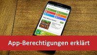 Android: App-Berechtigungen erklärt