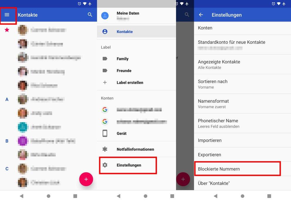 Google Gewinnspiel Blockieren Android